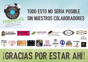 Estaciones Sonoras - Colaboradores Radio cierzo Cascante